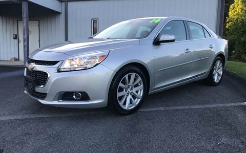 2014 Chevrolet Malibu for sale in Bluff City, TN