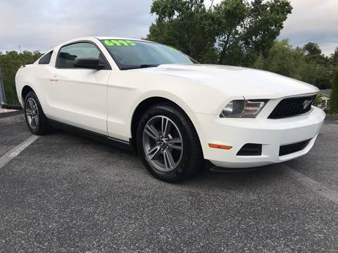 2010 Ford Mustang for sale in Bluff City, TN