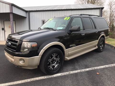 2007 Ford Expedition EL for sale at Auto Liquidators in Bluff City TN