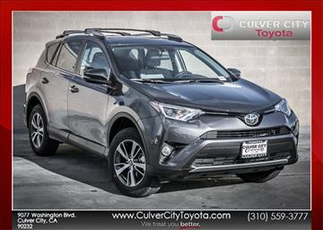 2017 Toyota RAV4 for sale in Culver City, CA