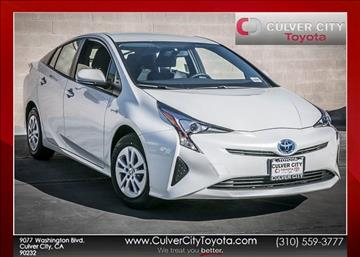 New Toyota Prius For Sale Blairsville Ga Carsforsale Com