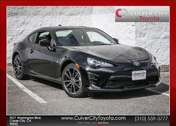 2017 Toyota 86 for sale in Culver City, CA