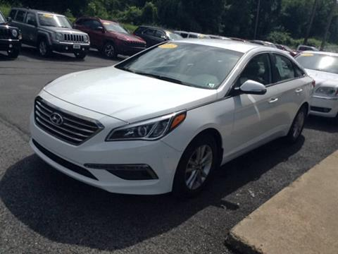 2015 Hyundai Sonata for sale in Sunbury PA