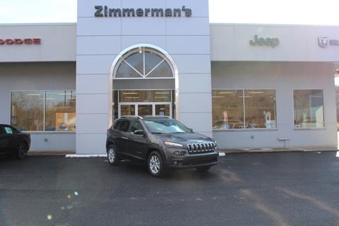 2018 Jeep Cherokee for sale in Sunbury, PA