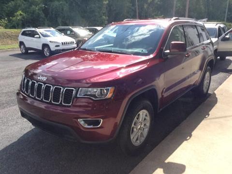 2018 Jeep Grand Cherokee for sale in Sunbury, PA