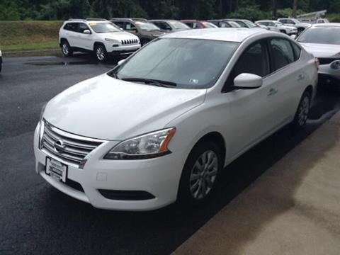 2015 Nissan Sentra for sale in Sunbury PA