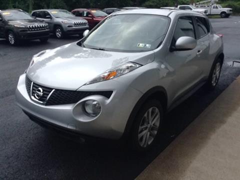 2013 Nissan JUKE for sale in Sunbury, PA