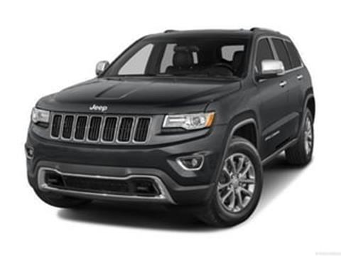 2014 Jeep Grand Cherokee for sale in Sunbury PA