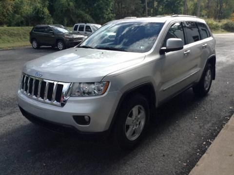 2012 Jeep Grand Cherokee for sale in Sunbury, PA