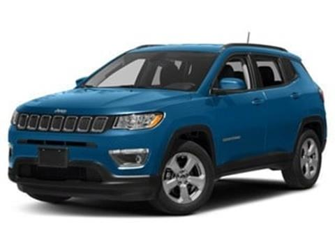 2018 Jeep Compass for sale in Sunbury, PA