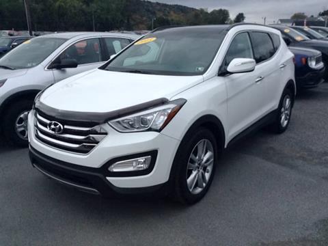 2015 Hyundai Santa Fe Sport for sale in Sunbury PA