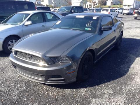2014 Ford Mustang for sale in Sunbury PA