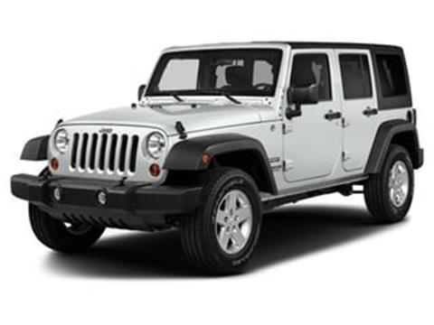 2018 Jeep Wrangler Unlimited for sale in Sunbury, PA