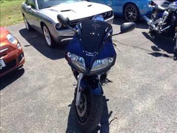 2008 Suzuki SVX 650 for sale in Sunbury, PA