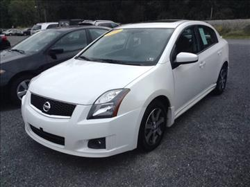 2012 Nissan Sentra for sale in Sunbury, PA