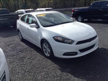 2015 Dodge Dart for sale in Sunbury, PA