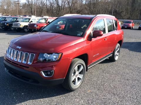 2017 Jeep Compass for sale in Sunbury, PA
