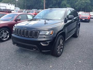 2017 Jeep Grand Cherokee for sale in Sunbury, PA