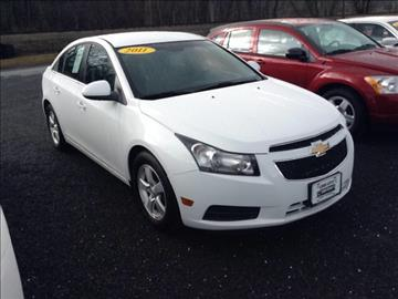 2011 Chevrolet Cruze For Sale York Pa
