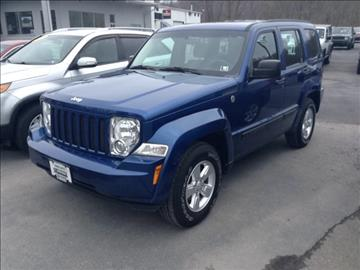2010 Jeep Liberty for sale in Sunbury, PA