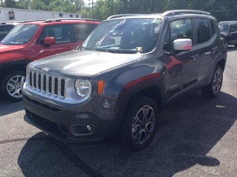 2017 Jeep Renegade for sale in Sunbury, PA