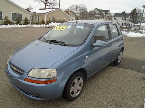 2007 Chevrolet Aveo for sale in Bridgeport, CT