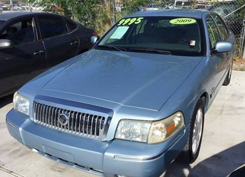 2009 Mercury Grand Marquis for sale in Corpus Christi, TX