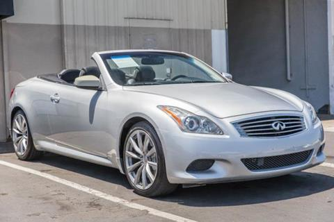 2009 Infiniti G37 Convertible for sale in Costa Mesa, CA