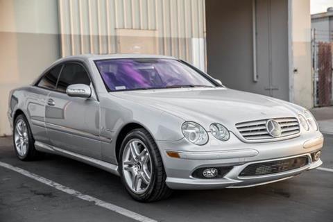 2004 Mercedes-Benz CL-Class for sale in Costa Mesa, CA