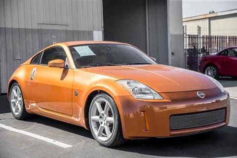 2003 Nissan 350Z for sale in Costa Mesa, CA