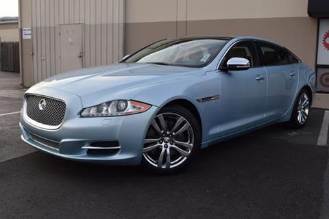 2012 Jaguar XJL For Sale In Costa Mesa, CA