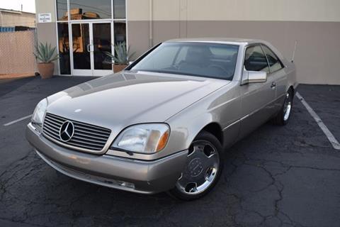 1993 Mercedes-Benz 600-Class for sale in Costa Mesa, CA