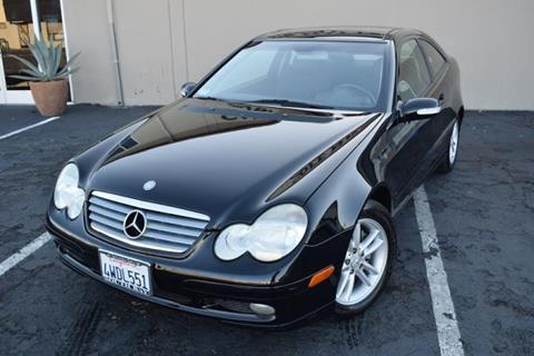 2002 Mercedes-Benz C-Class for sale in Costa Mesa, CA