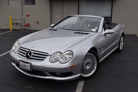 2005 Mercedes-Benz SL-Class for sale in Costa Mesa, CA