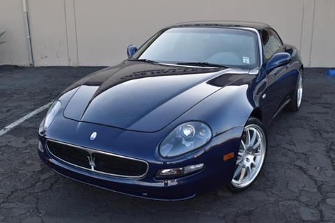2002 Maserati Coupe for sale in Costa Mesa, CA