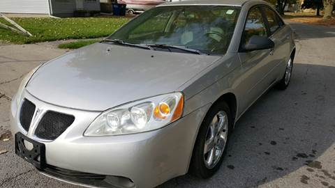 2006 Pontiac G6 for sale in Toledo, OH