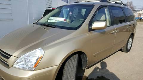 2006 Kia Sedona for sale in Toledo, OH