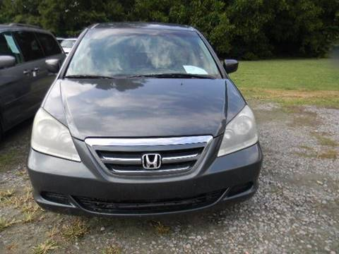 2005 Honda Odyssey for sale in Camden, NC