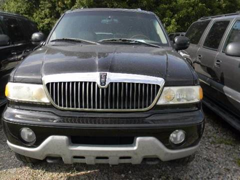2002 Lincoln Navigator for sale in Camden, NC