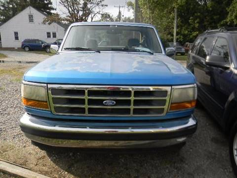1994 Ford F-150 for sale in Camden, NC
