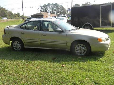 2002 Pontiac Grand Am for sale in Camden, NC