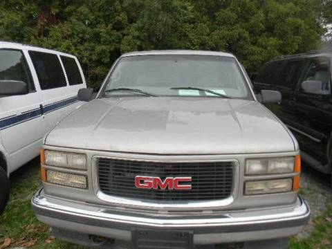 1999 GMC Suburban for sale in Camden, NC