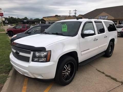 2008 Chevrolet Suburban for sale in Topeka, KS