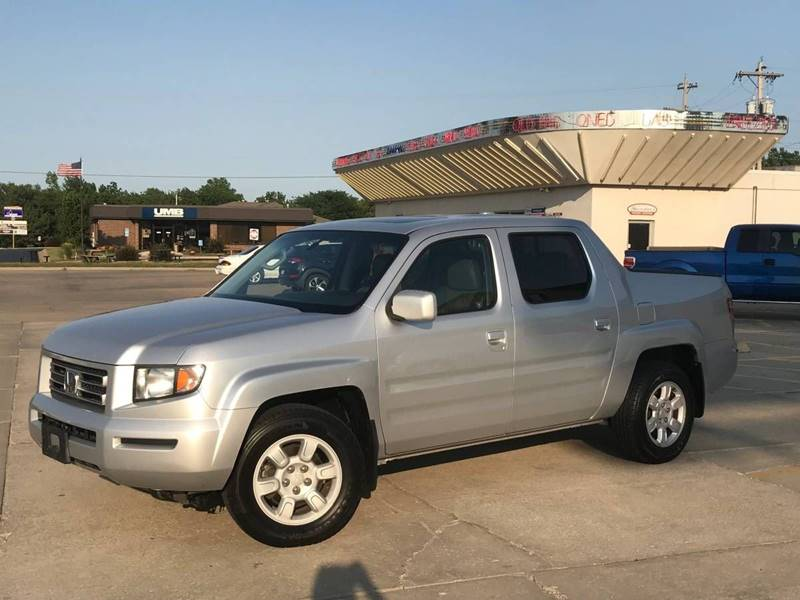2006 Honda Ridgeline For Sale At P And C Motors In Topeka KS