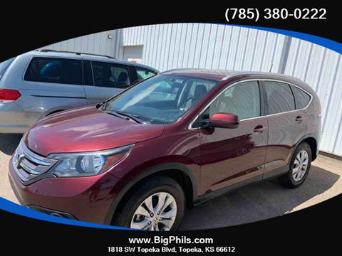 2014 Honda CR-V for sale in Topeka, KS