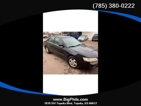 1998 Honda Accord for sale in Topeka, KS