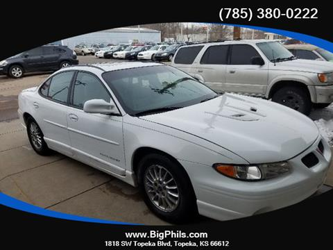 2001 Pontiac Grand Prix for sale in Topeka, KS