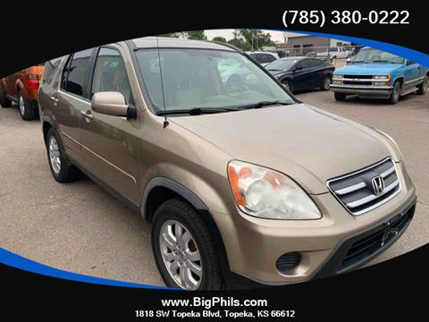 2006 Honda CR-V for sale in Topeka, KS