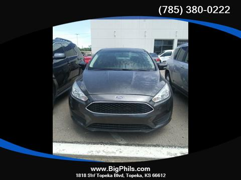 2015 Ford Focus for sale in Topeka, KS
