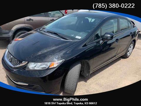 2013 Honda Civic for sale in Topeka, KS